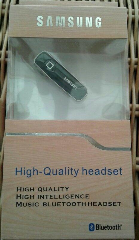 Manos libres Bluetooth Samsung nuevo