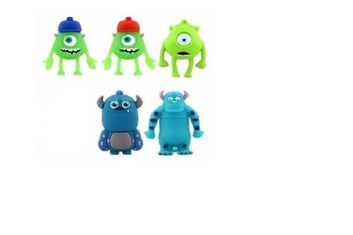 Memoria Usb Figura 16gb Monsters Inc Monster Inc