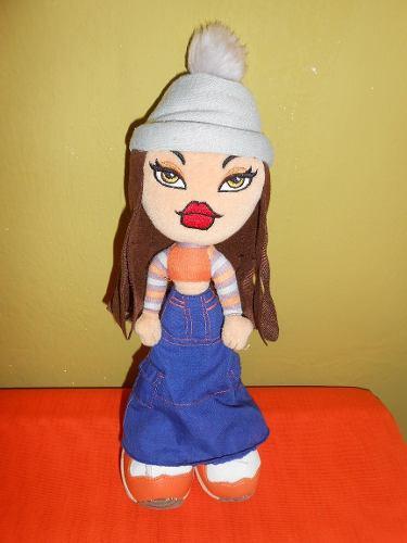 Peluche Bratz Plush Dolls Sasha De Coleccion Mas Figura
