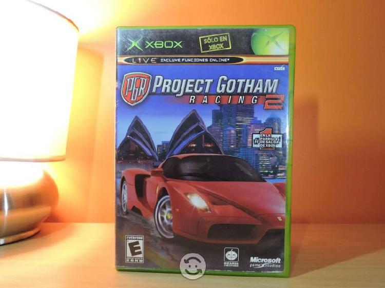 Project Gotham Racing 2 Para Xbox No One