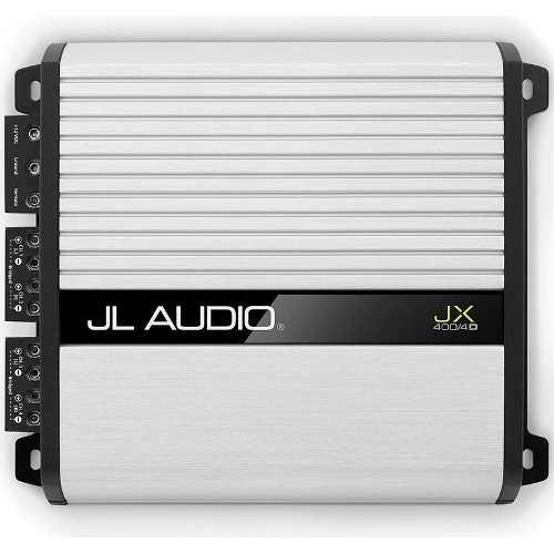 Amplificador 4 Canales Jl Audio Jxd Digital Clase D