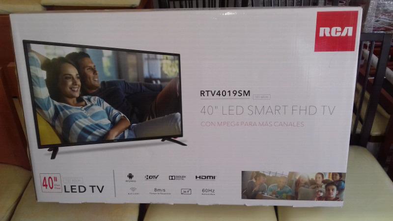 Smart TV 40 pulgadas nueva RCA