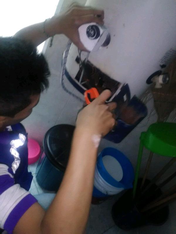 Tecnico en Reparación de CALENTADORES DE AGUA DE
