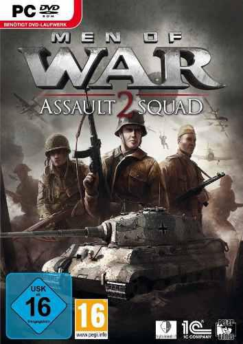Men Of War +men Of War Red Tide +assault Squad 2-digital