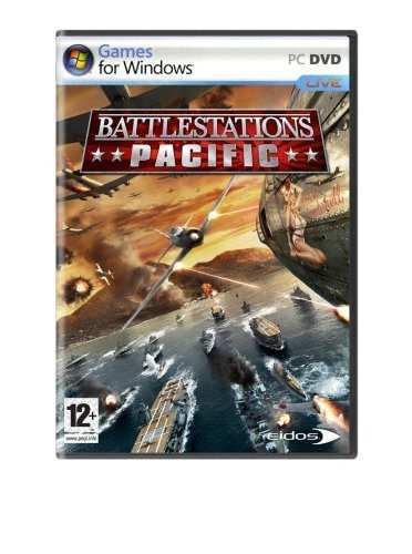 Videojuego Pc Battlestations Pacific Pc
