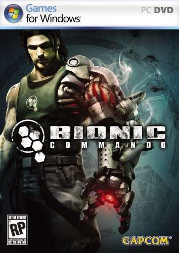 Videojuego Pc Bionic Commando Juego