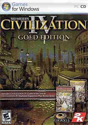 Videojuego Pc Civilization Iv De Sid Meier: Edición Gold