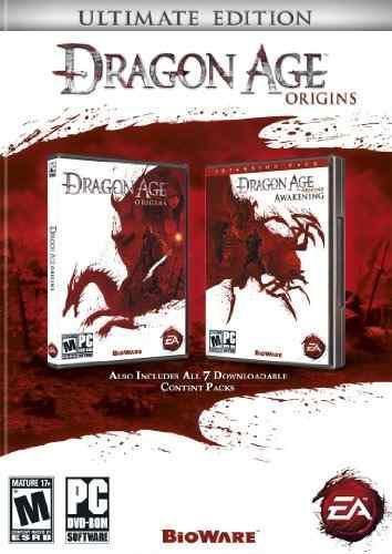 Videojuego Pc Dragon Age Origins: Ultimate Edition