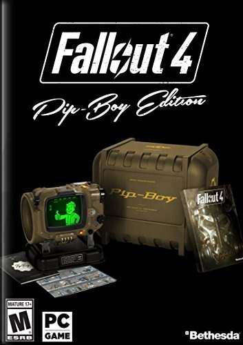Videojuego Pc Fallout 4 Edición Pip Boy