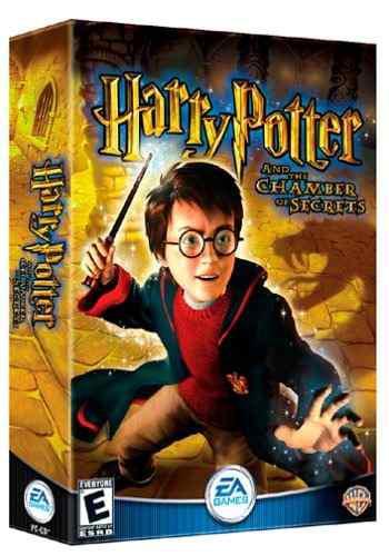 Videojuego Pc Harry Potter Y La Cámara Secreta