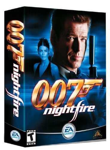 Videojuego Pc James Bond 007: Nightfire