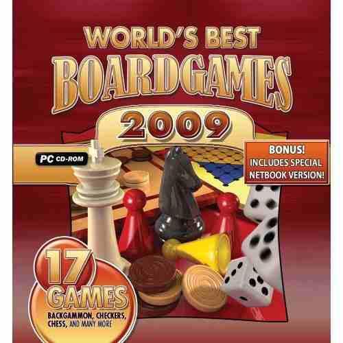 Videojuego Pc Los Mejores Juegos De Mesa Del Mundo 2009