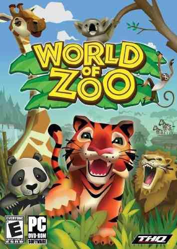 Videojuego Pc Mundo Del Zoológico