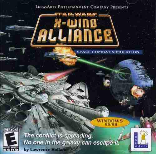 Videojuego Pc Star Wars: X Wing Alliance Jewel Case