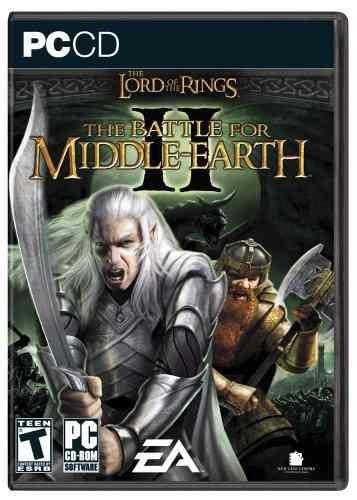 Videojuego Pc The Lord Of The Rings: Battle