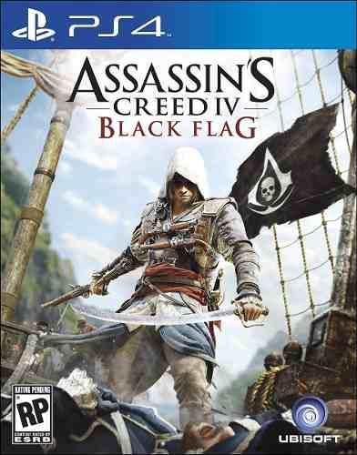 Assassins Creed 4 Black Flag Trilingual Ps4
