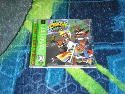 Crash Bandicoot 3 Warped Gh En Buen Estado Ps1