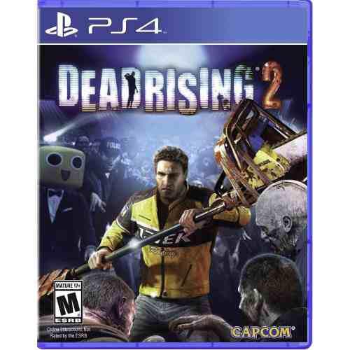 Dead Rising 2 Playstation 4 Nuevo Sellado