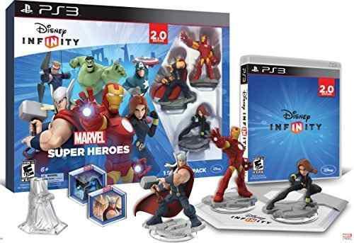 Disney Infinity: Marvel Super Heroes (2.0 Edition) Juego De
