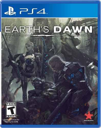 Earth´s Dawn (nuevo Y Sellado) - Play Station 4