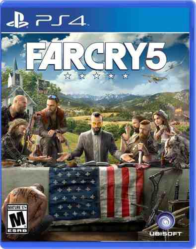 Far Cry 5::.. Para Playstation 4 En Start Games A Meses