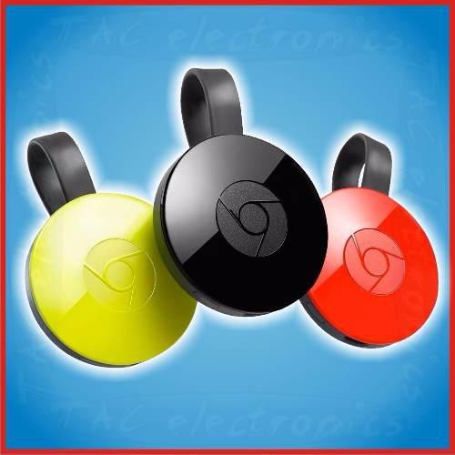 Google Original Chromecast 2.0 Hdmi | Sellado! Promocion!