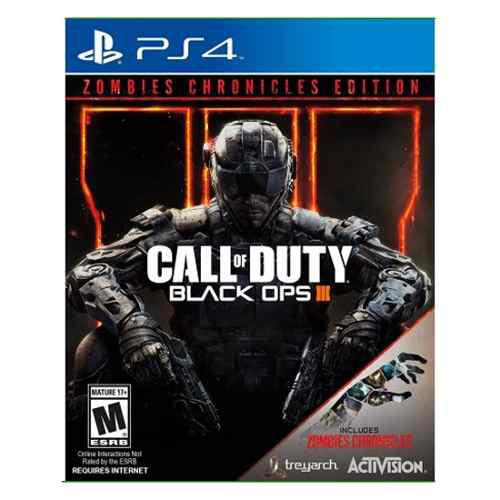 Juego Call Of Duty Black Ops 3 Zombie Ed Ps4 Ibushak Gaming