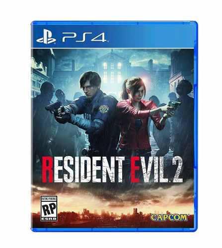 Juego Play Station 4 Resident Evil 2 Seminuevo Solo Entrega