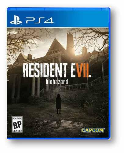 Juego Resident Evil 7 Playstation 4 Ibushak Gaming