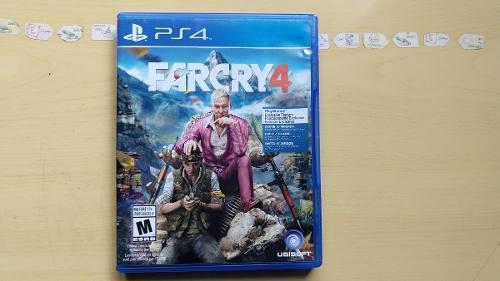 Juegos Ps4 Far Cry 4 Con Envió Incluido.