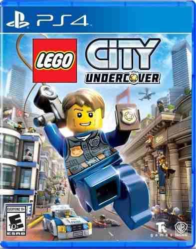 Lego City Undercover (nuevo Y Sellado) - Play Station 4