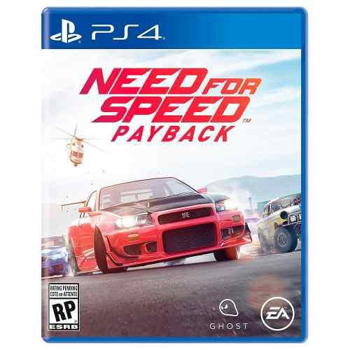 Need For Speed Payback Ps4 Playstation