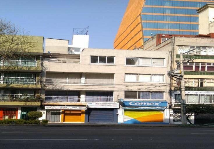 S794 venta de edificios en Insurgentes Mixcoac CDMX