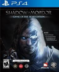 Shadow Of Mordor Game Of The Year Edition Nuevo::.
