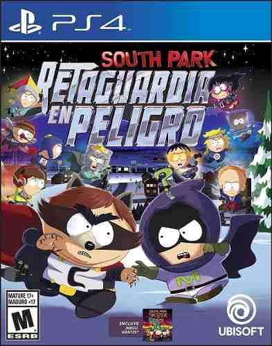 South Park Retaguardia En Peligro+stick Of Truth Ps4 Msi