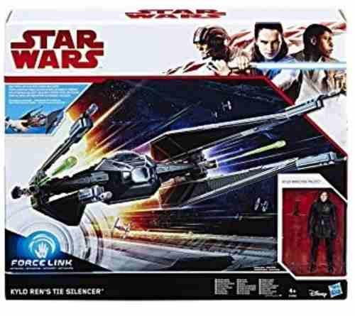 Star Wars Tie Silencer De Kylo Ren Sonidos Hasbro