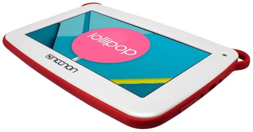 Tablet 7 Kids Necnon Hd 8gb Int1gb Ram Bluetooth Rojo