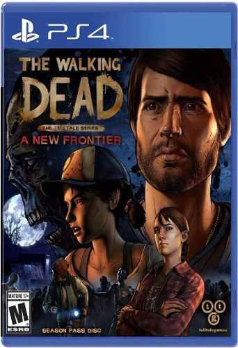 The Walking Dead A New Frontier Playstation 4 Videojuego