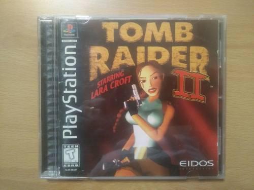 Tomb Raider Ii _ Ps _ Shoryuken Games