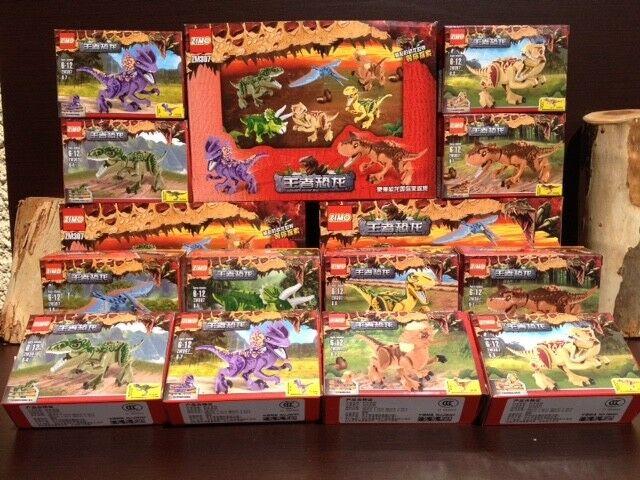 Gran Oportunidad!!! Lote de Dinosaurios