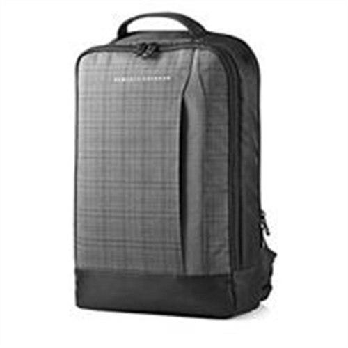 Hp Slim Ultrabook Backpack Para Laptop 15.6 Negro/gris