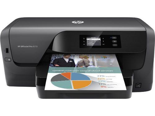 Impresora Hp Officejet Pro  Inyección De Tinta A Color