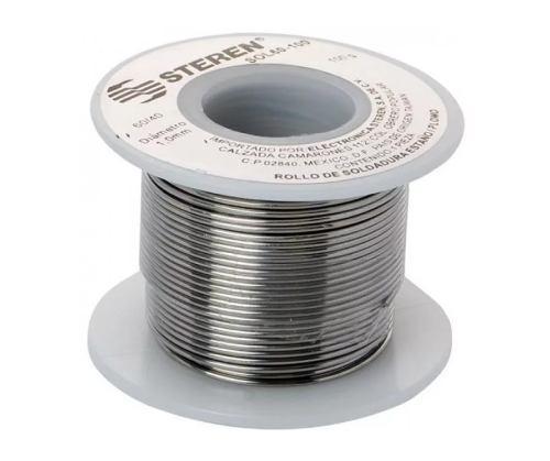 Rollo De 100 Gr De Soldadura mm Cdmx Electrónica