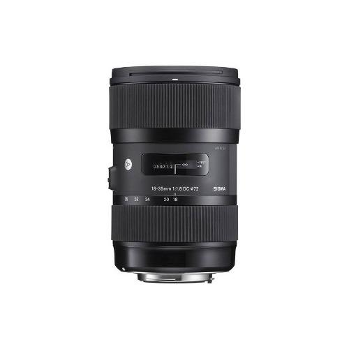 Sigma - mm F / 1.8 Dc Hsm Arte Lente De Zoom Estándar