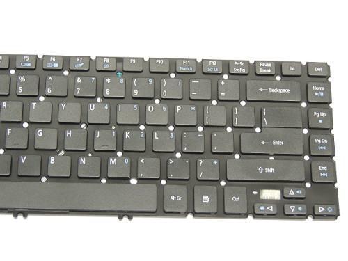 Teclado Acer Aspire V5 Series V5-471 V5-431 Negro Ingles Maa