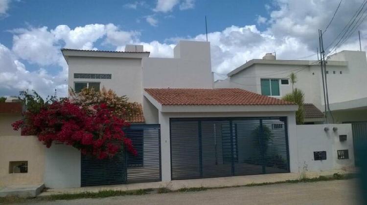RENTA Casa al Norte de Mérida, Montes de Amé