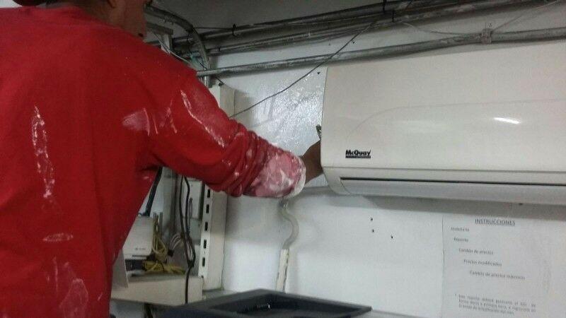 Servicio de refrigeracion y lavadoras