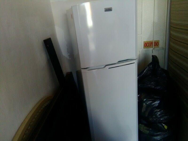 refrigerador mabe nuevo 9 pies doble puerta