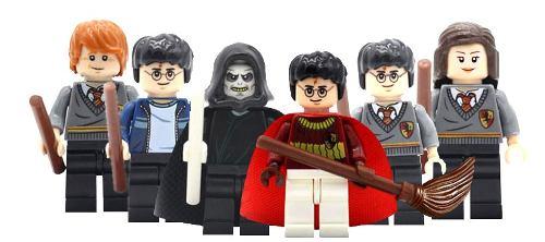 Hermione Volde Harry Potter Compatible Bloques Envio Gratis