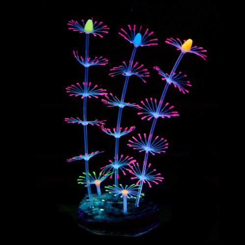 Planta Artifical Con Efecto Brillante Envio Gratis